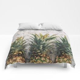 Pineapple Luxe Comforters
