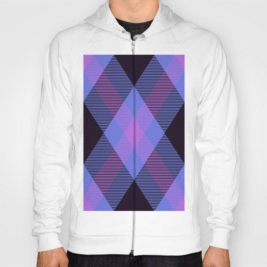 Tartan Pattern Hoody