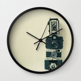 Camera Love Wall Clock