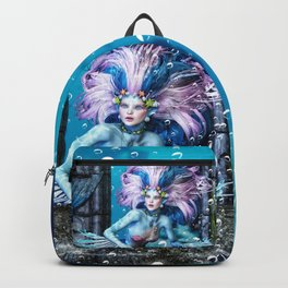 What Lurks Above Backpack