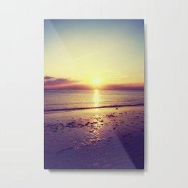 Sunrise Photography Metal Print