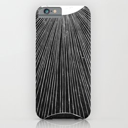 Luma | Block Print iPhone Case