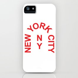 New York Arch iPhone Case