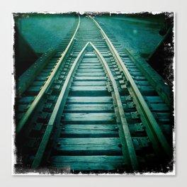 track #1 Canvas Print