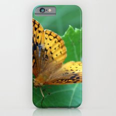 Great Spangled Fritillary Butterfly iPhone 6s Slim Case