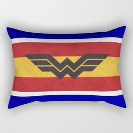 Wonderful Colors Rectangular Pillow