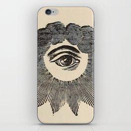 Vintage Magic Eye iPhone Skin