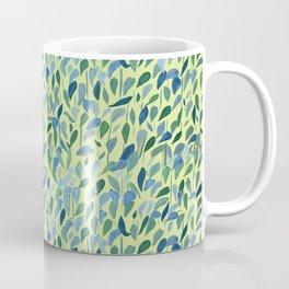 Spring Leaves Botanical Coffee Mug