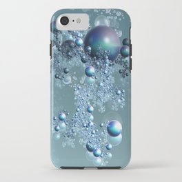 Bubbles 5 iPhone Case
