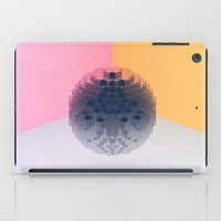 panic at the disco iPad Cases featuring Disco by Choerte