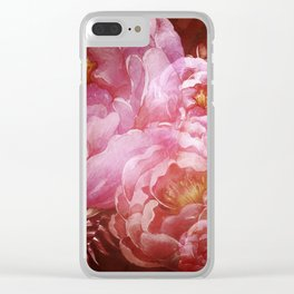 In Pink Clear iPhone Case