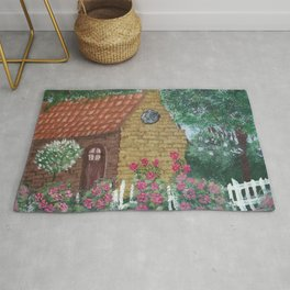 A Cozy Cottage Rug