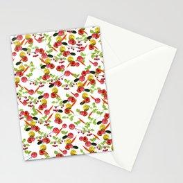 Fruity Flora Stationery Cards