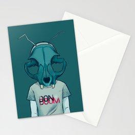 DON DOOM Stationery Cards