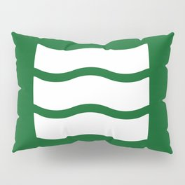 Hiroshima 広島 Basic Pillow Sham