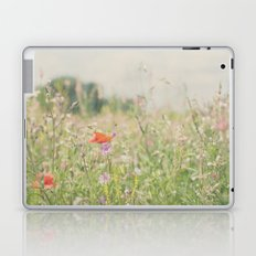 wild flowers ...  Laptop & iPad Skin