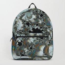 Snow Moons Fractal Backpack