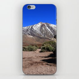 Amazing El Teide 1.0 iPhone Skin