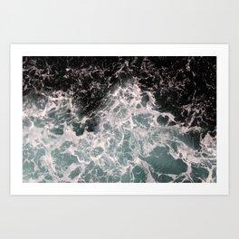 To The Sea #2 Art Print