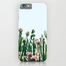 Blush Cactus #society6 #decor #buyart Slim Case iPhone 6