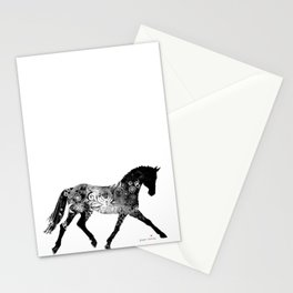 Horse (Noblesse oblige) Stationery Cards