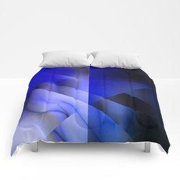 Blue Moon Crest Comforters