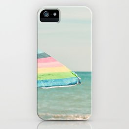 Sombrilla iPhone Case