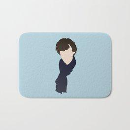 Sherlock Holmes Bath Mat