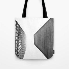 Downtown Winnipeg Tote Bag