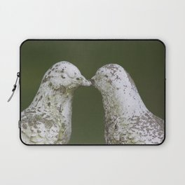 Love Never Ages Laptop Sleeve