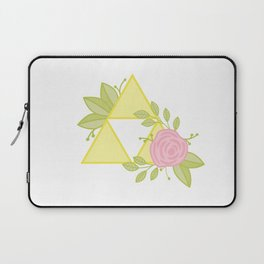 Garden of Power, Wisdom and Courage Laptop Sleeve