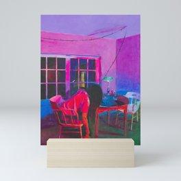 Living Room Mini Art Print