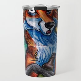 peyote trip Travel Mug