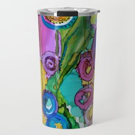 Cosmic Forest Travel Mug