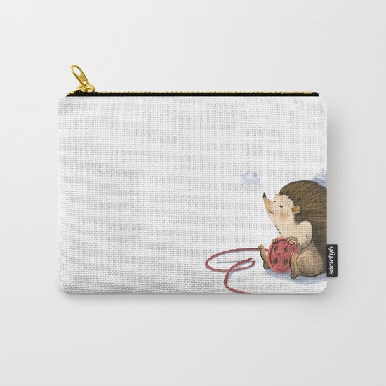 Hedgy Carry-All Pouch
