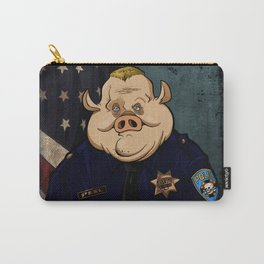 Officer Peel, Public Servant Carry-All Pouch