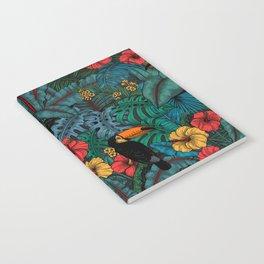 Toucan garden Notebook