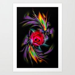 Fertile imagination 13 Art Print