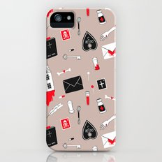 Haunted House / Murder Mystery ! Slim Case iPhone (5, 5s)