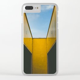 Noord Amsterdam Clear iPhone Case