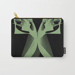Green tree cool Carry-All Pouch