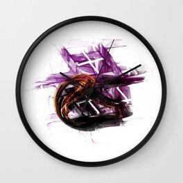 Hail Eris Wall Clock