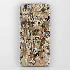 Little Women iPhone Skin