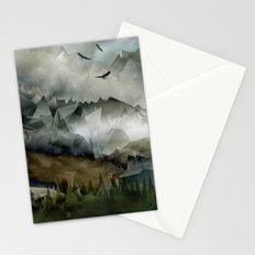 Eagle Mountains Stationery Cards
