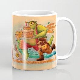 The Upset Princess Coffee Mug