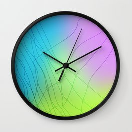 Waiting for a miracle 1 Wall Clock