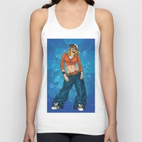 hiphop Tank Tops featuring HipHop by Don Kuing