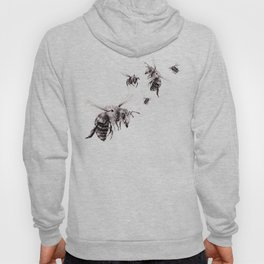 Crown of Bees Hoody