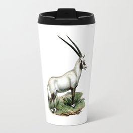 Arabian Oryx Travel Mug