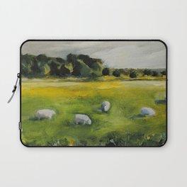 Irish Sheep Laptop Sleeve